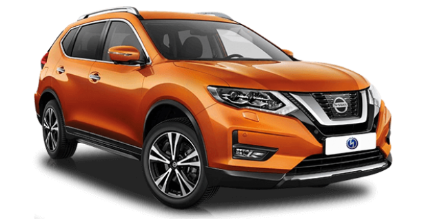 Фото Nissan New X-Trail